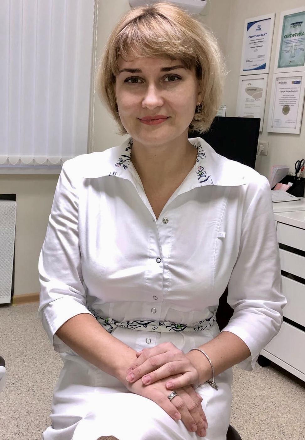 Баженова Олеся Владимировна